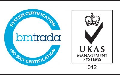 AMDECK achieve ISO 9001 certification