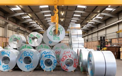 AMDECK's steel stock is secure amidst national shortages