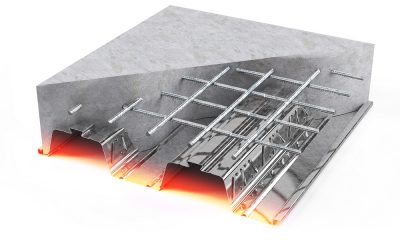 Understanding the role of composite metal deck for fire resistance