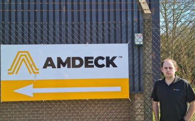 New Draughtsman joins AMDECK design team