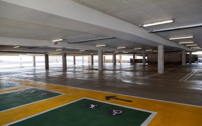 15 reasons to use AMDECK steel decking for multi-storey car parks